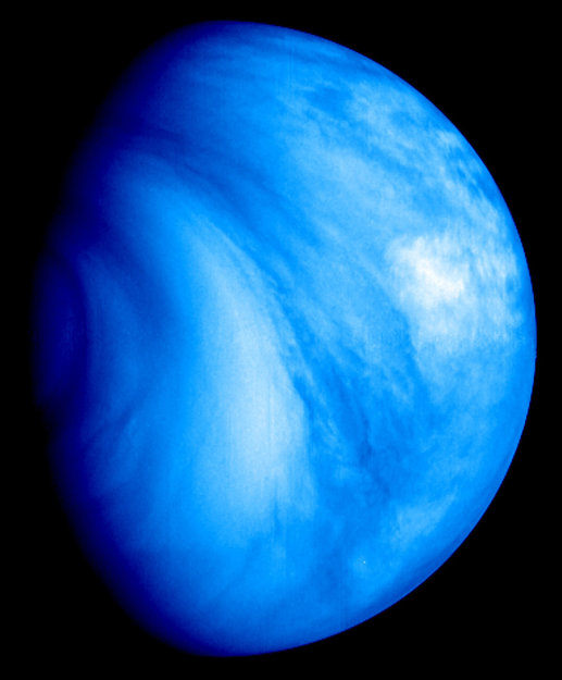 planets in our solar system : venus