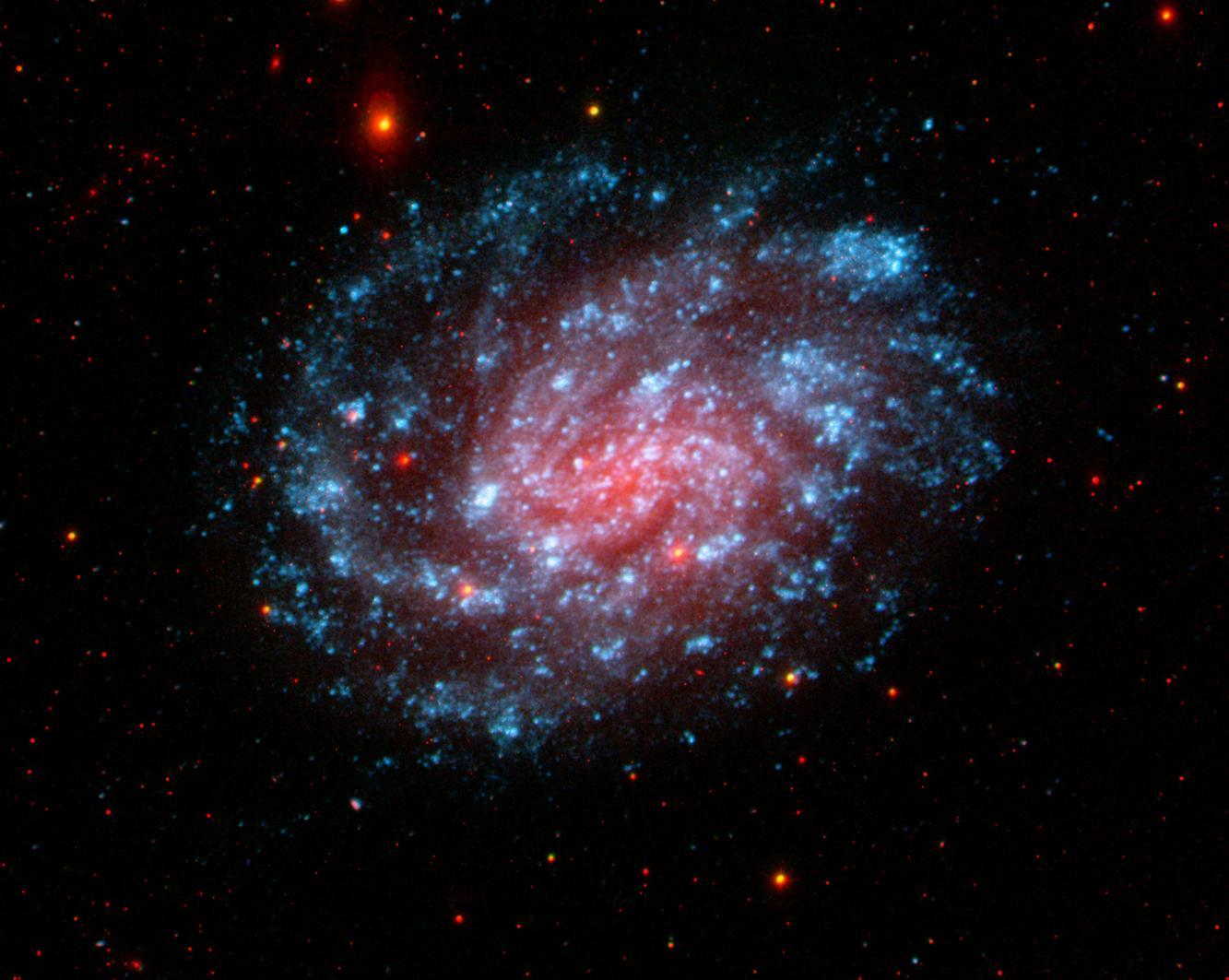 matter in interstellar space