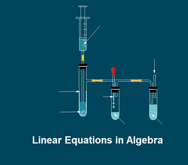 Linear Equations In Algebra
